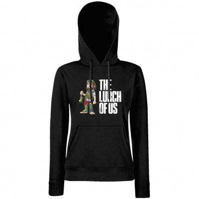 Motiv: Lady Hoodie Classic - The Lurch of us