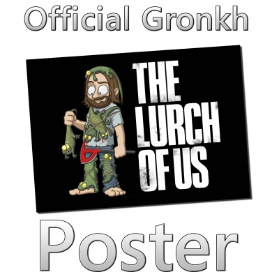 Motiv: The Lurch of Us - Poster 70cm*50cm