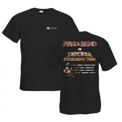 Motiv: Deponia Doomsday Tour - T-Shirt
