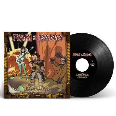 Motiv: Deponia Doomsday Tour - Poki & Band Vinyl