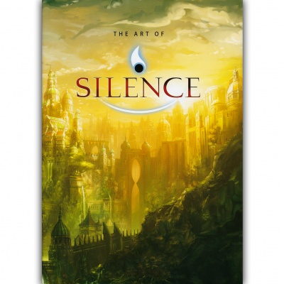 Motiv: Artbook - Silence (english version)