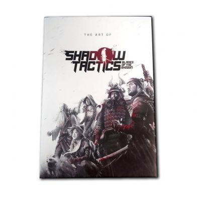 Motiv: Artbook / Strategy Guide - Shadow Tactics (english version)