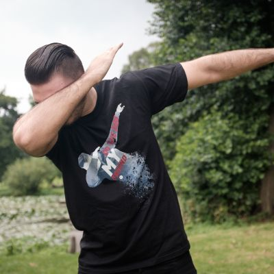 Motiv: T-Shirt Premium FAIR WEAR - Do the Dab