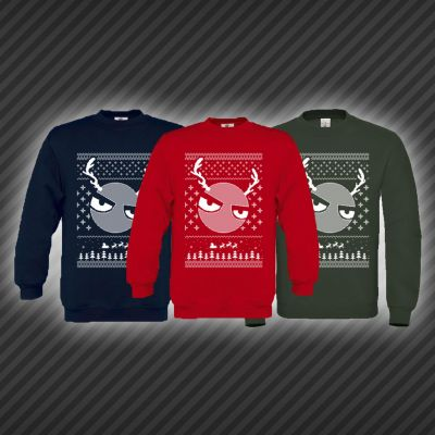 Motiv: Sweatshirt FAIR WEAR - X-Mas Collection - Ugly X-Mas Sweater 3