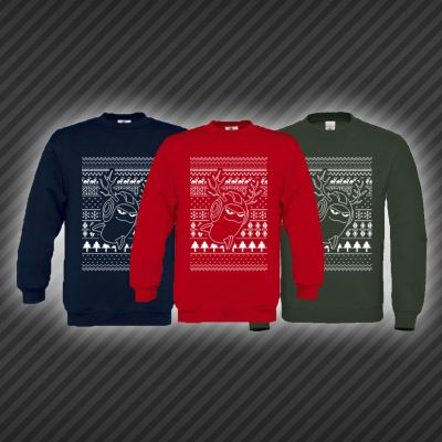 Motiv: X-Mas Collection - Ugly Christmas Sweater
