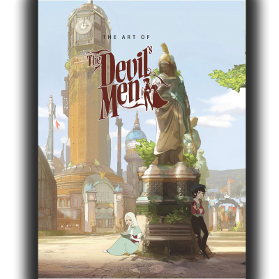 Motiv: Artbook The Devils Men