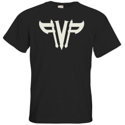 Motiv: T-Shirt Premium FAIR WEAR - Elitepvpers PVP White