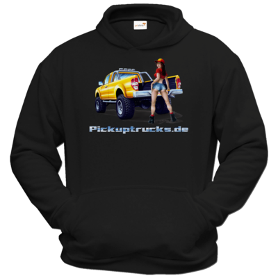 Motiv: Hoodie Classic - Pickuptrucks