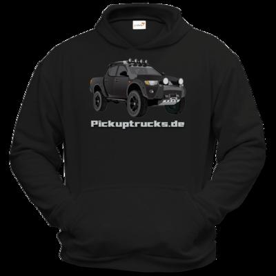 Motiv: Hoodie Classic - Pickuptrucks L200 black