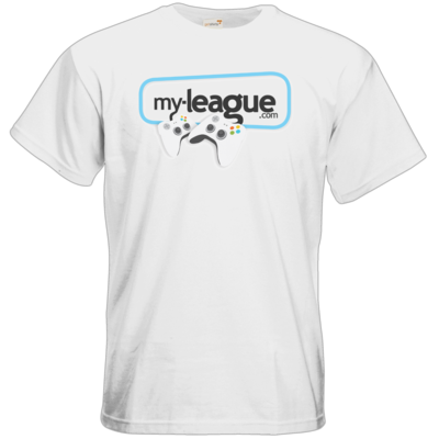 Motiv: T-Shirt Premium FAIR WEAR - My League Logo