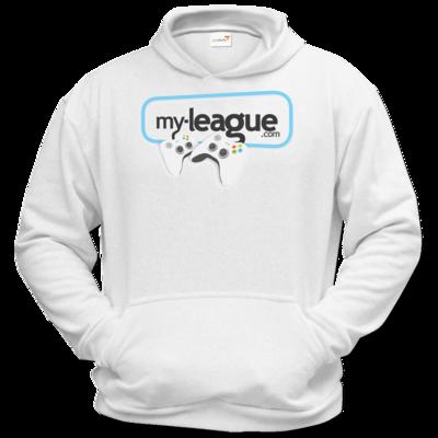 Motiv: Hoodie Classic - My League Logo