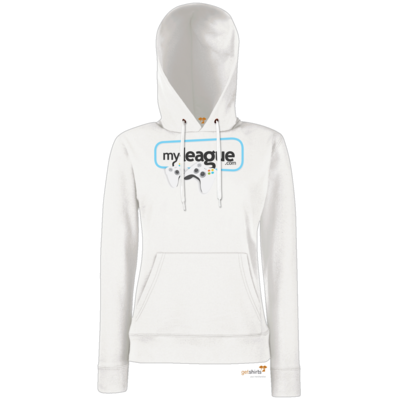 Motiv: Lady Hoodie Classic - My League Logo