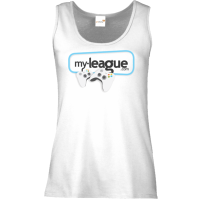 Motiv: Tank Top Damen Classic - My League Logo