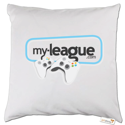 Motiv: Kissen - My League Logo