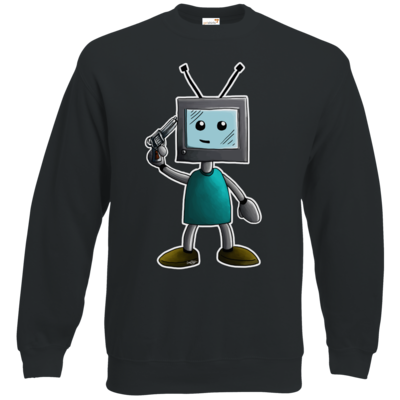 Motiv: Sweatshirt Set In - TV Man