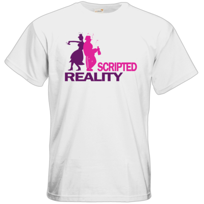 Motiv: T-Shirt Premium FAIR WEAR - Scripted Reality