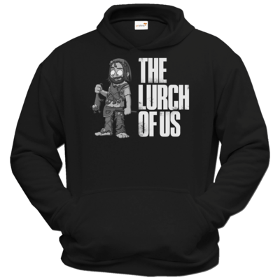 Motiv: Hoodie Classic - The Lurch of us s/w