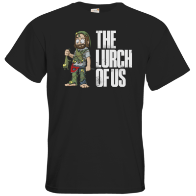 Motiv: T-Shirt Premium FAIR WEAR - The Lurch of us