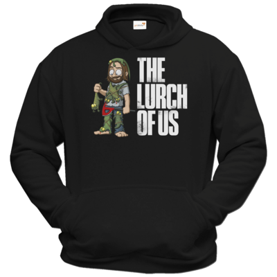 Motiv: Hoodie Classic - The Lurch of us