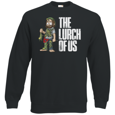 Motiv: Sweatshirt Classic - The Lurch of us