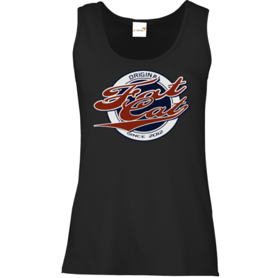 Motiv: Tank Top Damen Classic - Fat Cat