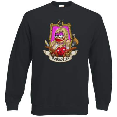 Motiv: Sweatshirt Classic - Frikadella