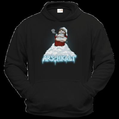 Motiv: Hoodie Classic - Arschkalt
