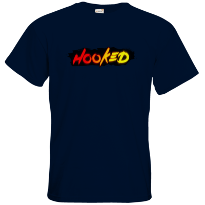 Motiv: T-Shirt Premium FAIR WEAR - Hooked Logo