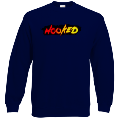 Motiv: Sweatshirt Set In - Hooked Logo