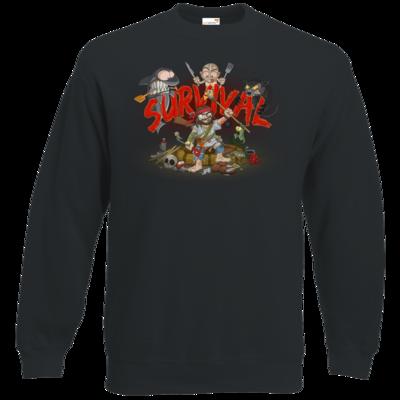 Motiv: Sweatshirt Classic - Survival