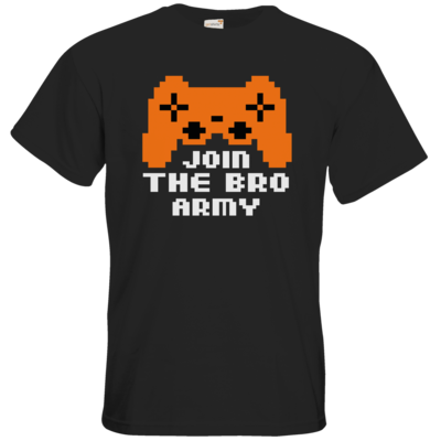 Motiv: T-Shirt Premium FAIR WEAR - Join the Bro Army