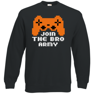 Motiv: Sweatshirt Set In - Join the Bro Army