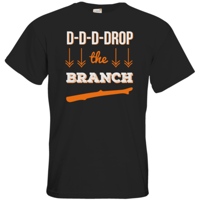 Motiv: T-Shirt Premium FAIR WEAR - Drop the Branch
