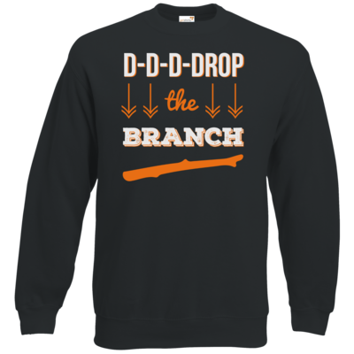 Motiv: Sweatshirt Set In - Drop the Branch