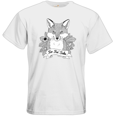 Motiv: T-Shirt Premium FAIR WEAR - For Fox Sake