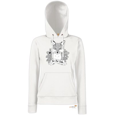 Motiv: Lady Hoodie Classic - For Fox Sake