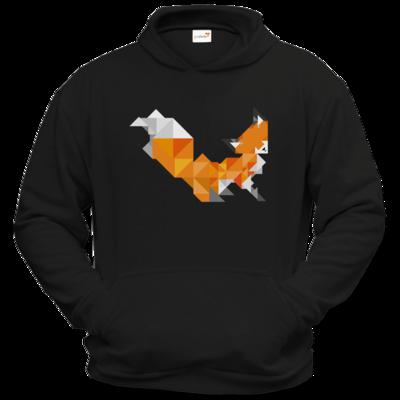 Motiv: Hoodie Classic - Foxy Triangle