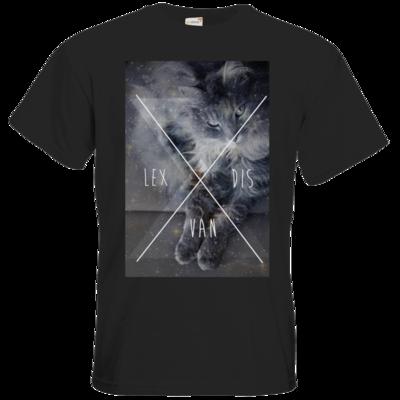 Motiv: T-Shirt Premium FAIR WEAR - Cat Content