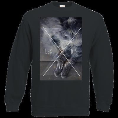 Motiv: Sweatshirt Set In - Cat Content