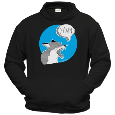 Motiv: Hoodie Classic - What the Fox says