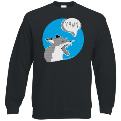 Motiv: Sweatshirt Set In - What the Fox says