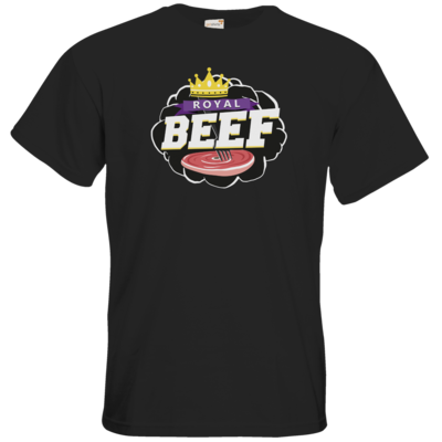 Motiv: T-Shirt Premium FAIR WEAR - Royal Beef - Logo
