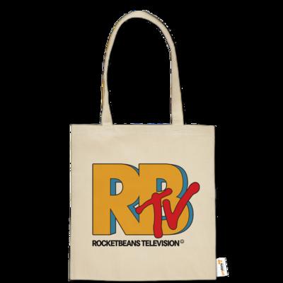 Motiv: Baumwolltasche - MTV Style Logo