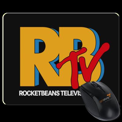Motiv: Mousepad Textil - MTV Style Logo