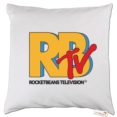 Motiv: Kissen - MTV Style Logo