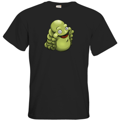 Motiv: T-Shirt Premium FAIR WEAR - The Whispered World - Spot