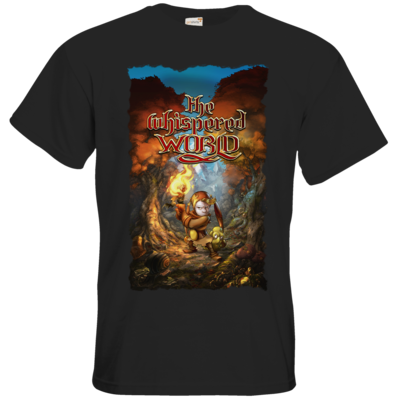 Motiv: T-Shirt Premium FAIR WEAR - The Whispered World - Artwork