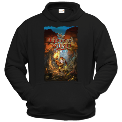 Motiv: Hoodie Classic - The Whispered World - Artwork
