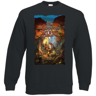 Motiv: Sweatshirt Classic - The Whispered World - Artwork