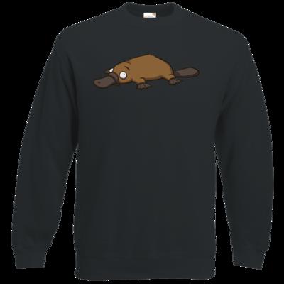 Motiv: Sweatshirt Classic - Deponia - Erdschnabeltier